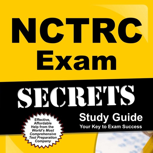 NCTRC Study Guide: Exam Prep Courses with Glossary