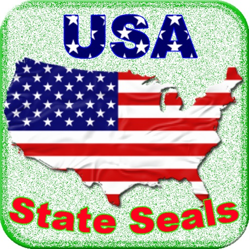Master USA State Seals HD