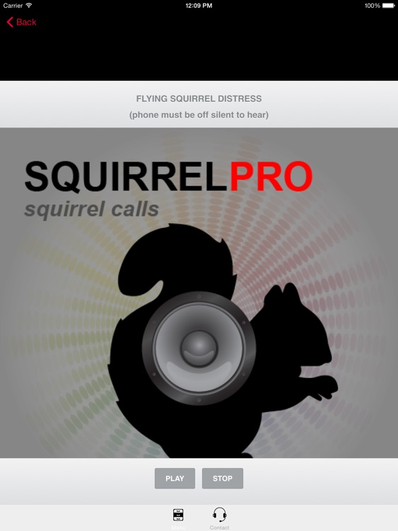 REAL Squirrel Calls and Squirrel Sounds for Hunting screenshot-1