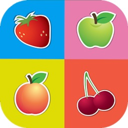 Fruits Challenge - Find & Match the Fruits and veggies