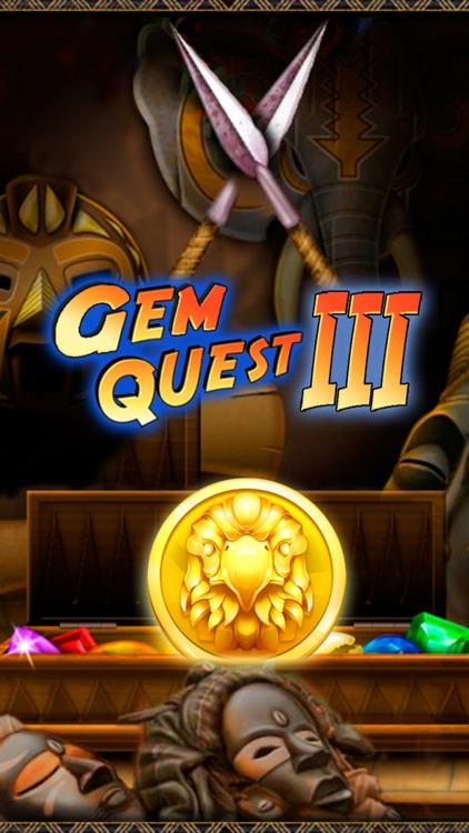 Super Gem Quest 3 - Diamond Match 3 Crush Mania screenshot-4