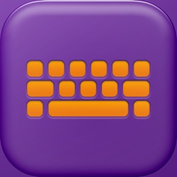 Color-Block Your Keyboard – Custom Themes and Text Fonts with Two Colors Scheme