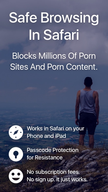 Porn Blocker – Block Adult Content in Safari