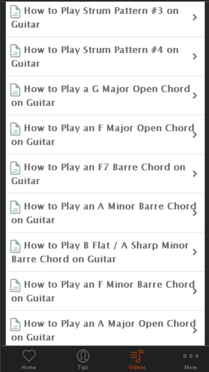Guitar Lesson - Learn Guitar for Beginners screenshot-3