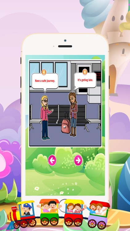 Learn Conversation English : Listening and Speaking English For Kids and Beginners screenshot-3