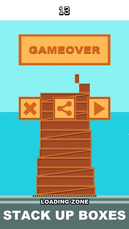 Box Stacker Game