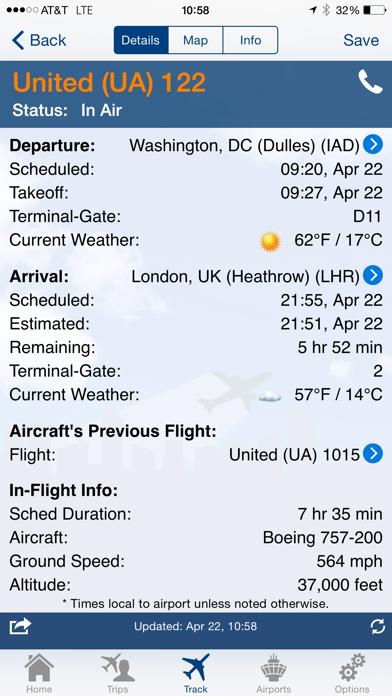 Flightview Plus review screenshots