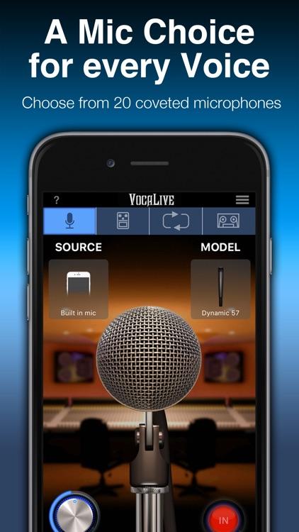 VocaLive screenshot-0