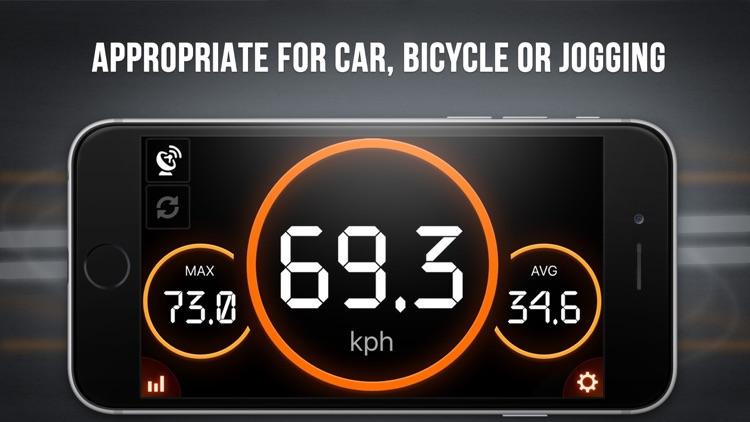Auto Speedometer - Speed Tracker