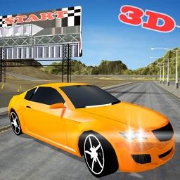 Extreme Car Race Simulator 3D