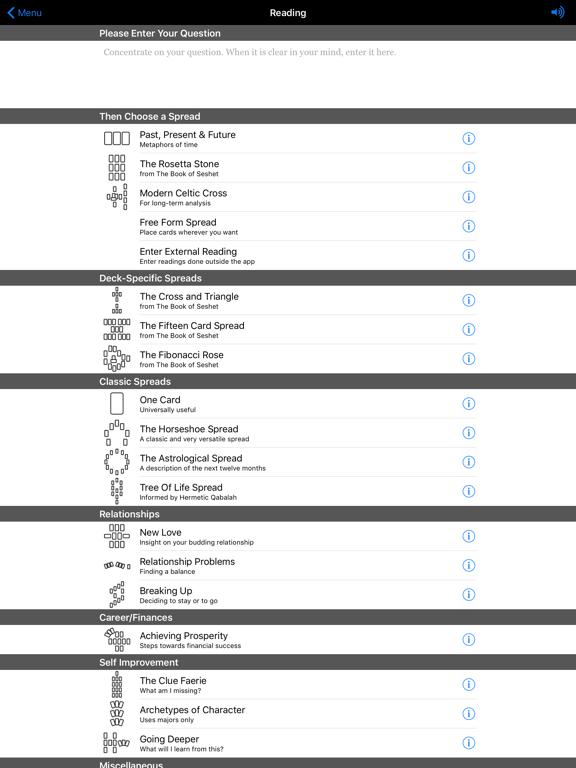The Rosetta Tarot-ipad-2