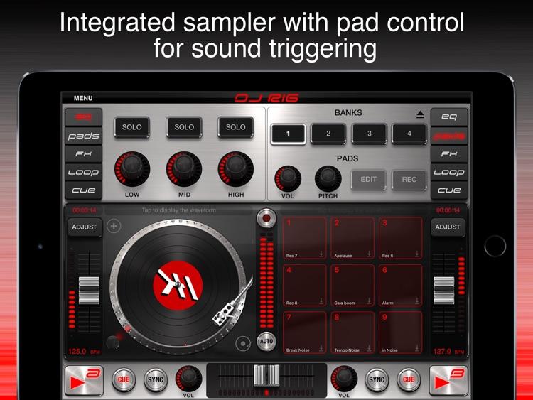 DJ Rig FREE for iPad screenshot-4