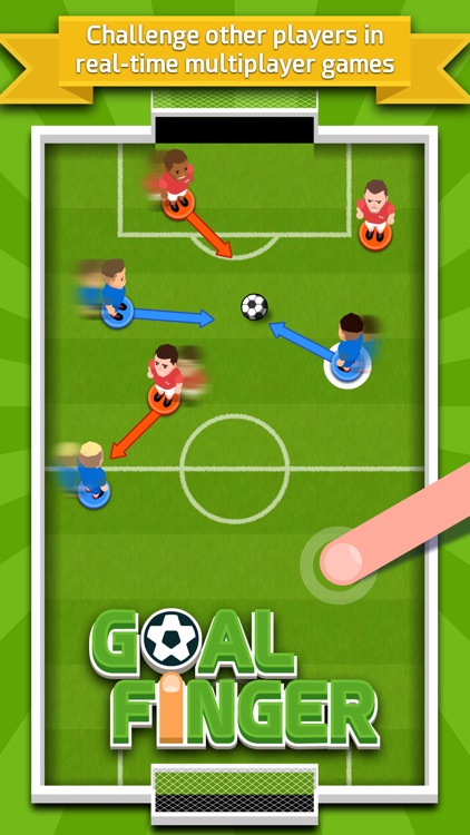 Goal Finger screenshot-0
