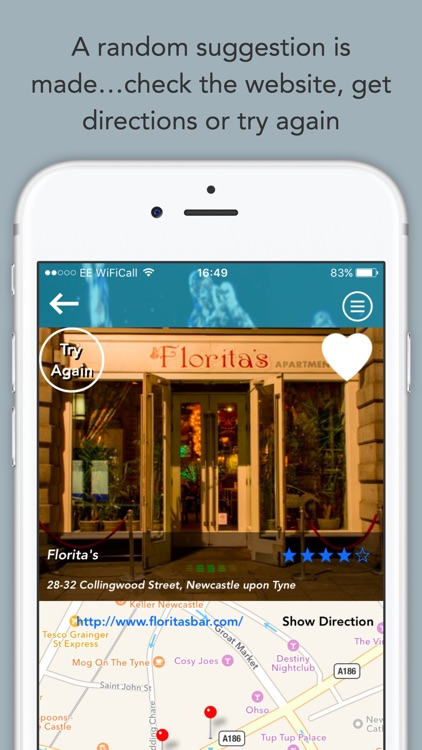 Randow: Nearest Pub, Club & Bar Finder With Map Support – Discover Local Nightlife And Find Pubs & Bars Nearby screenshot-3