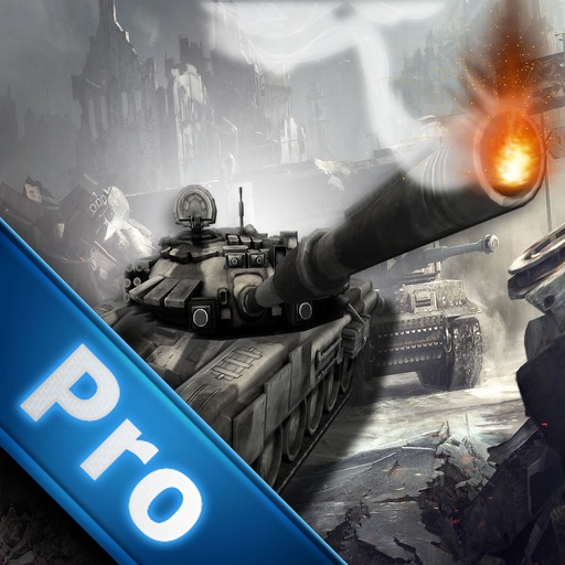 A Tank Of Great Power Pro - War Tanks Simulator