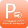 Templates For PPT (Business & Presentation Part7) Pack7 - Sharon Sharon