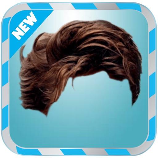 Man Hairstyle Photo Montage : iOS App
