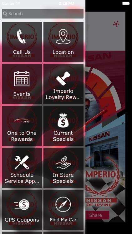 imperio nissan coupon