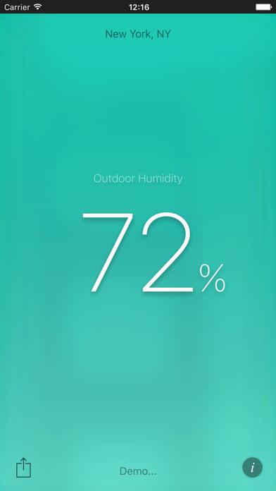 Humidity Appのおすすめ画像4