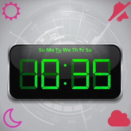 數字預報時鐘免費
