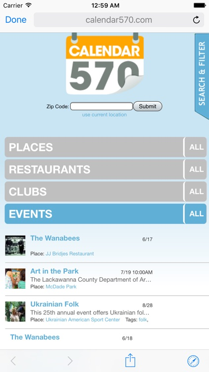The Wilkes-Barre Citizens' Voice for iPad screenshot-3