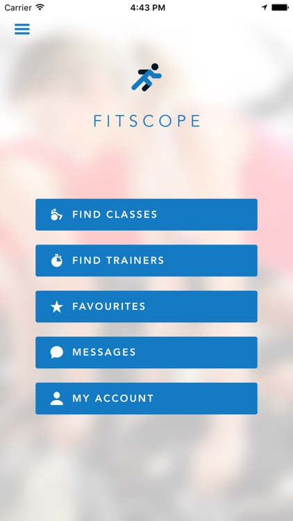 Fit Scope - Your Local Fitness Finder