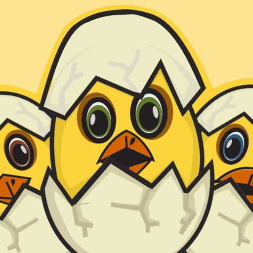 Three Chicks & friends – 3 little heroes go on a fun game & adventure.