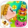 有趣的果冻甜魅力流行天堂 — — 美味比赛 冒险的益智游戏
