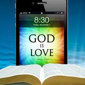 Bible Lock Screens app review