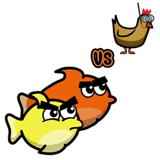 Fish vs Chicken