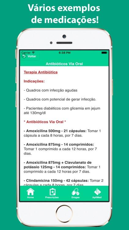Prescrições Odontológicas screenshot-4