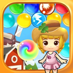 Bubble Pop Farm Holiday-Free Shooter Mania