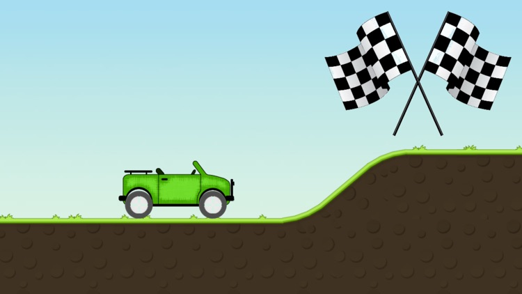 Hill Climb Racing Game