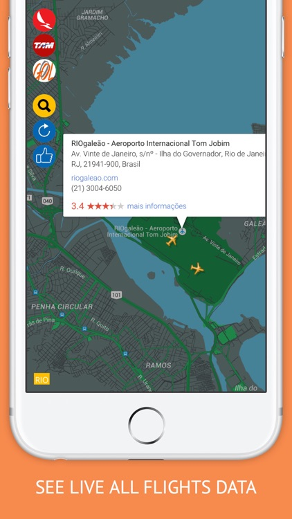 BR Tracker PRO : Live Flight Tracking & Status