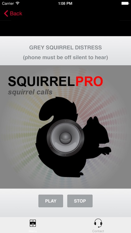 Squirrel Calls-SquirrelPro-Squirrel Hunting Call