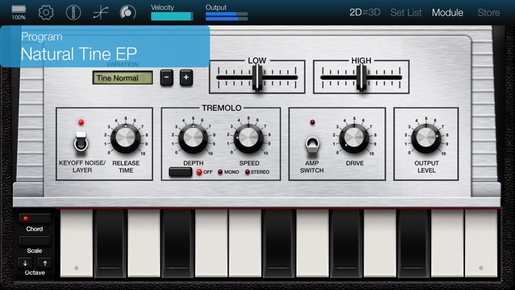 KORG Module screenshot-2