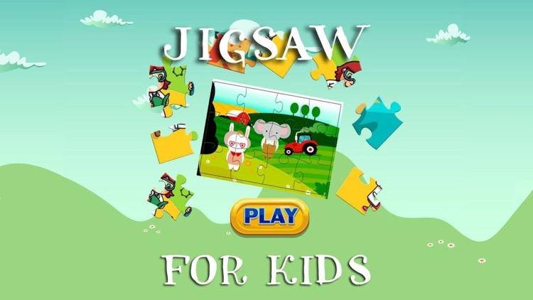 Jigsaw Puzzle Fun Games For Kids