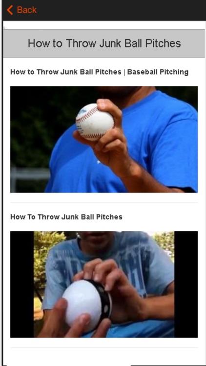 Baseball Tips - Baseball Strategy For Beginners screenshot-4