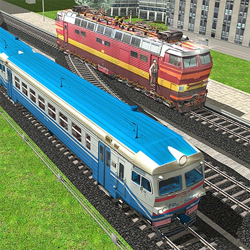Train Simulator Driver 3D by Hamid Tahir