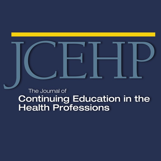 Journal of Continuing Education in the Health Professions