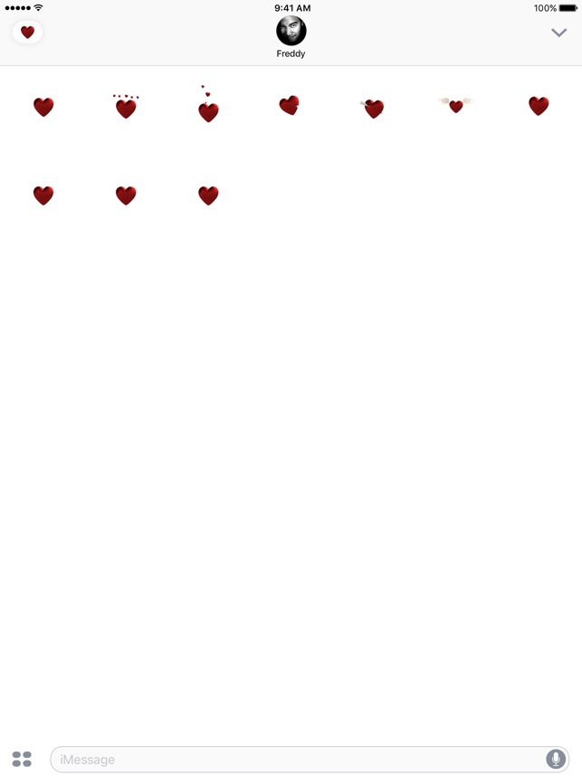 ‎Hearts Screenshot