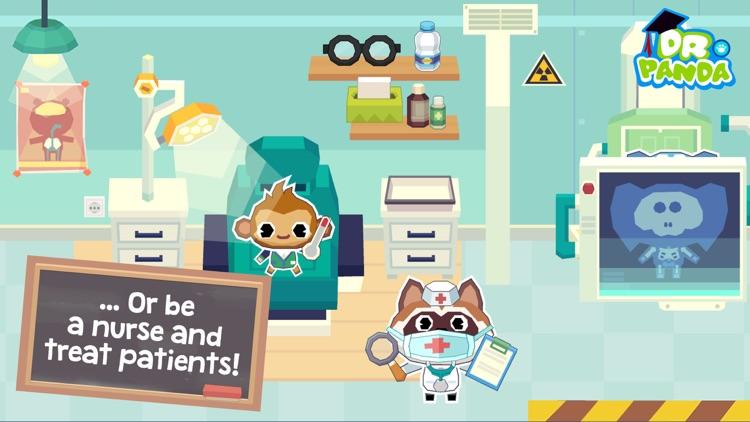 Dr. Panda School screenshot-2