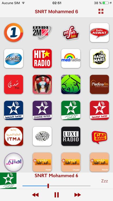 Radios Maroc: Top Radios-0