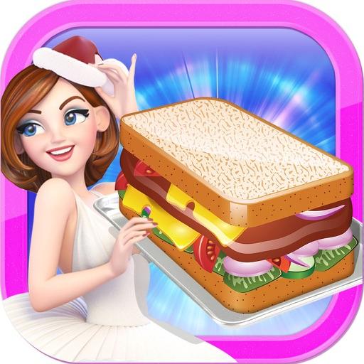 Chef Cooking Master Food Fever : Maker Hamburger,Hotdog,Pizza Free Games