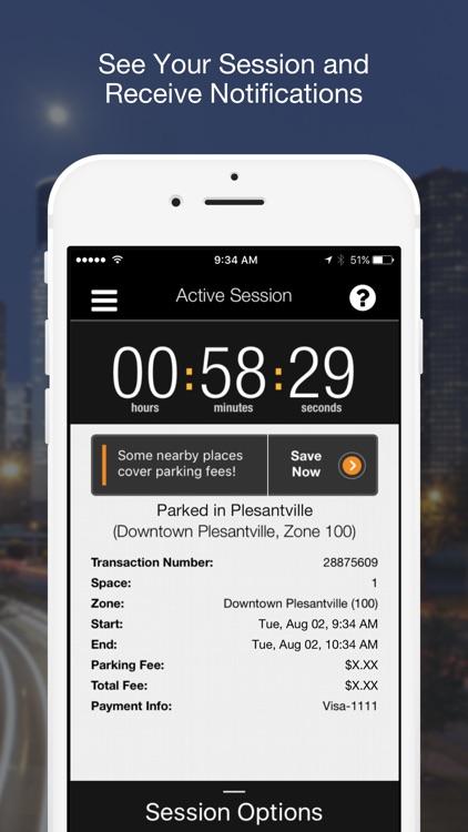 PassportParking Mobile Pay screenshot-3