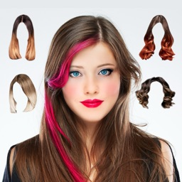 Hair Changer Photo Booth - Women Hair Style Photo Effect for MSQRD Instagram