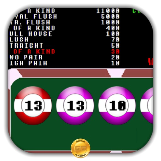 Video Poker : Pool 10