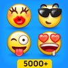 5000+ Emoji New - 3D Animated Emoticons