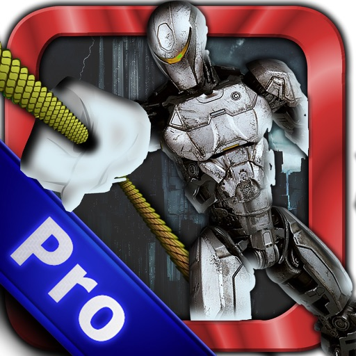 CybertCop Rope Pro - Cop City Escape Jump