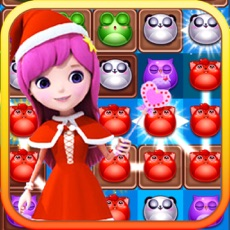 Activities of Lovely Pets Garden Mania:Match 3 Free Game